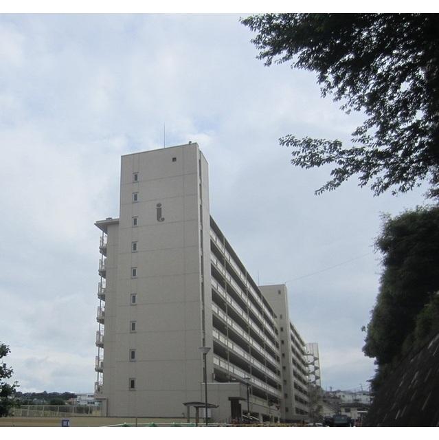 横浜パークタウンI棟外観写真