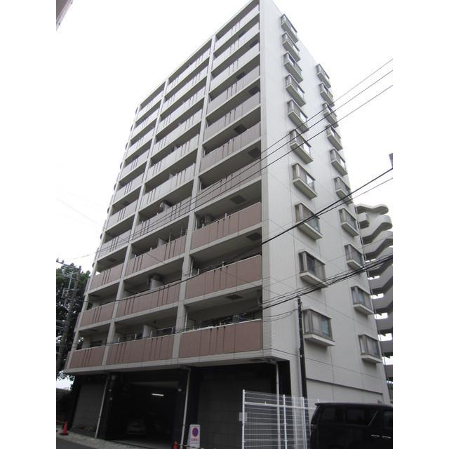 アール・ケープラザ新横浜Ⅲ外観写真