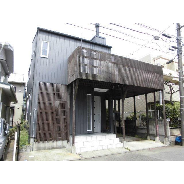 富士見町貸家外観写真