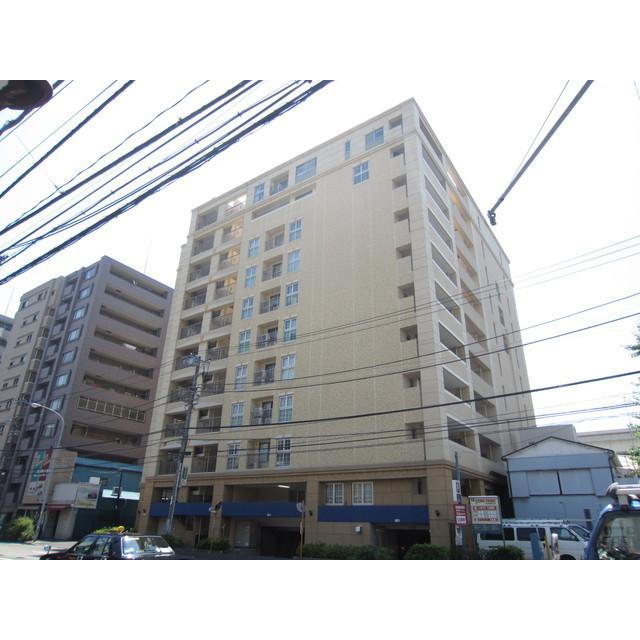 グランシティレイディアント横濱コンフォルト外観写真