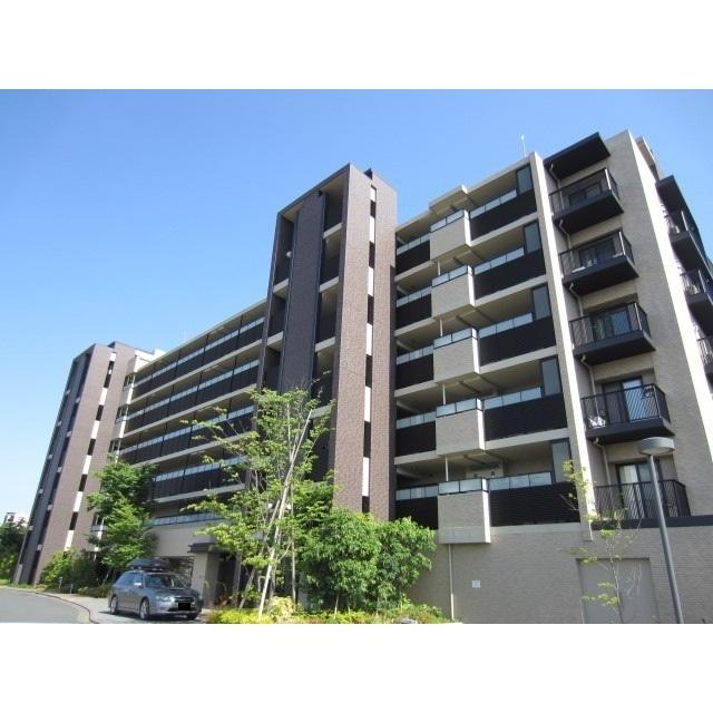 Brillia City 横浜磯子F棟外観写真