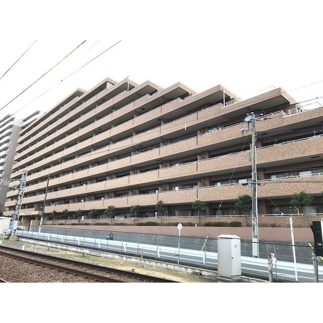 APAガーデンプレイス臼井駅前外観写真