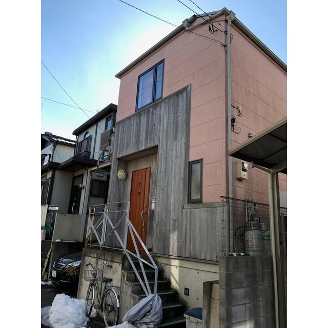 桜町6丁目貸家外観写真
