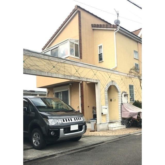 矢川3丁目貸家外観写真