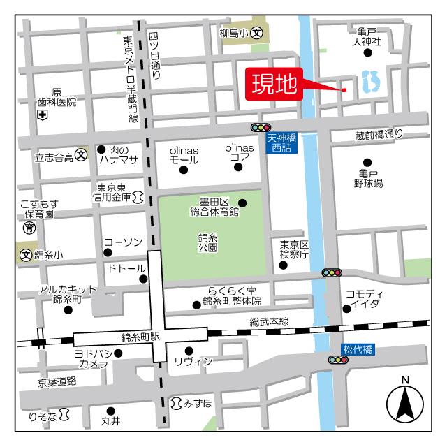 (仮称)江東区亀戸3丁目PJ外観写真