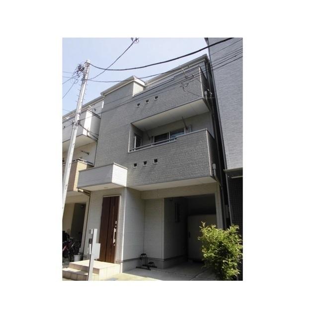 上野桜木2丁目貸家外観写真
