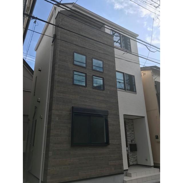 東神奈川2丁目貸家外観写真