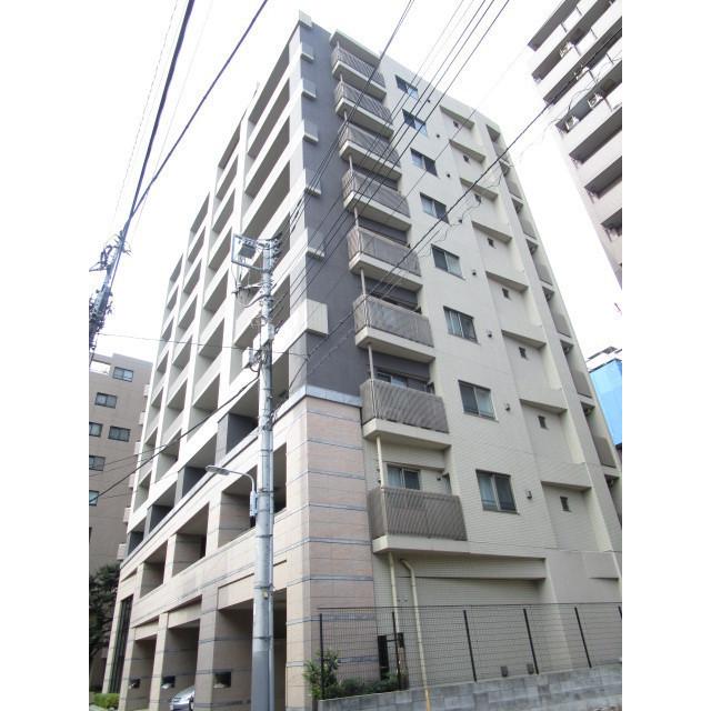 ライオンズ台東入谷レフィール外観写真