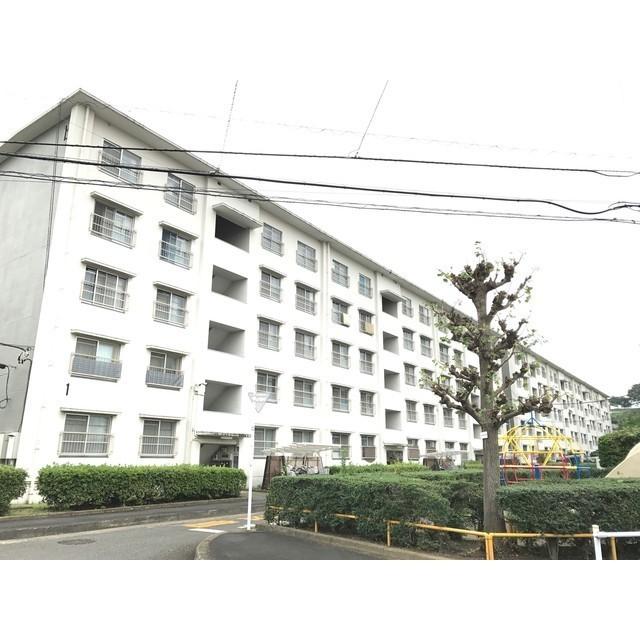 日野新坂下住宅1号棟外観写真