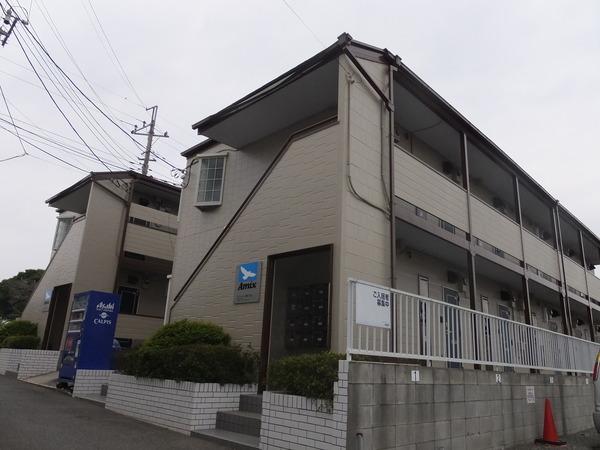 サンハイム鎌ヶ谷A棟外観写真