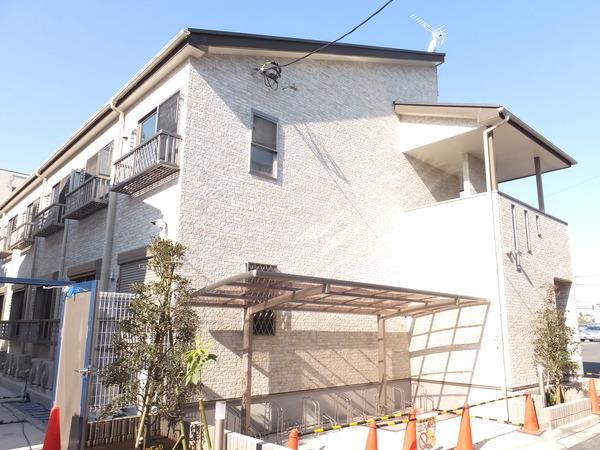 クリスタル青井Ⅱ外観写真