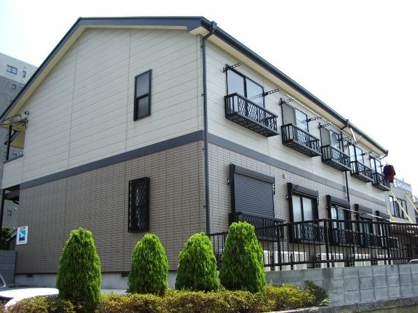 コスミオン東松戸外観写真