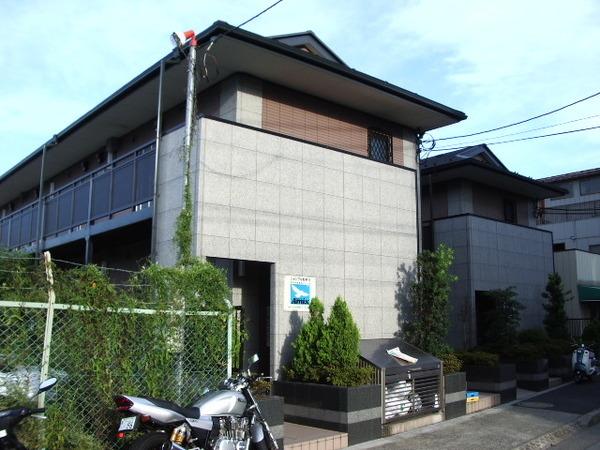 シャンブル松本Ⅵ外観写真