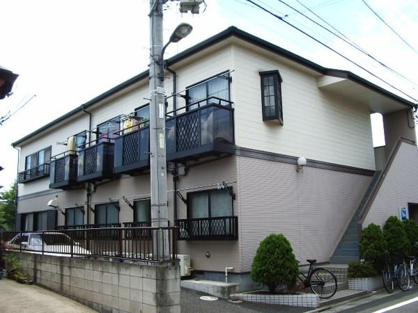ベルシオン西新井外観写真
