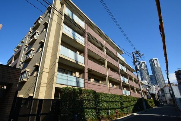 メゾンカルム西新宿外観写真