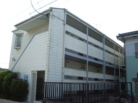 クレスト北戸田Ⅱ外観写真
