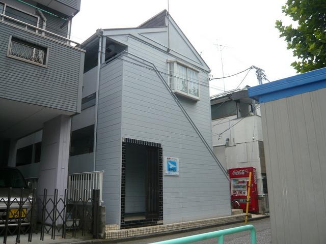 綾瀬パークハイム外観写真