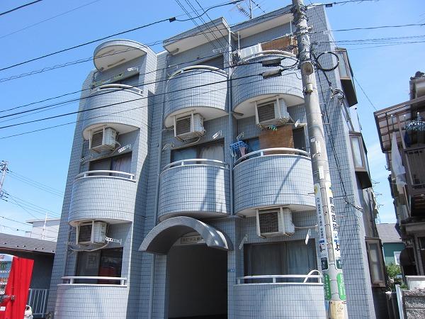 ルピナス稲田堤外観写真