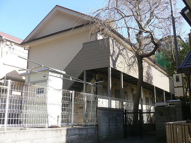 ベルピア弘明寺第1外観写真
