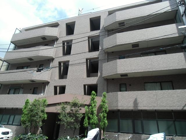 ベルアヴニール西新宿外観写真