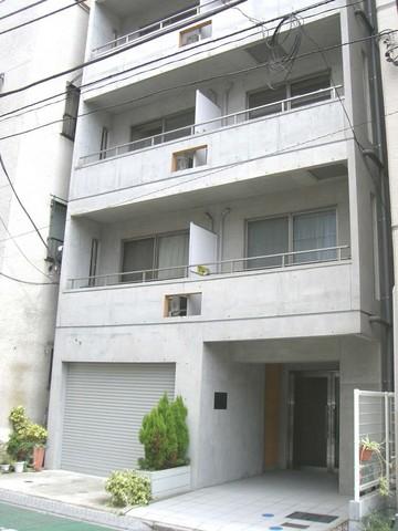 錦糸町フラット外観写真