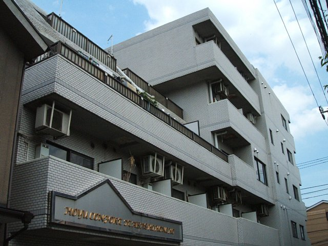 ホーユウコンフォルト板橋本町外観写真