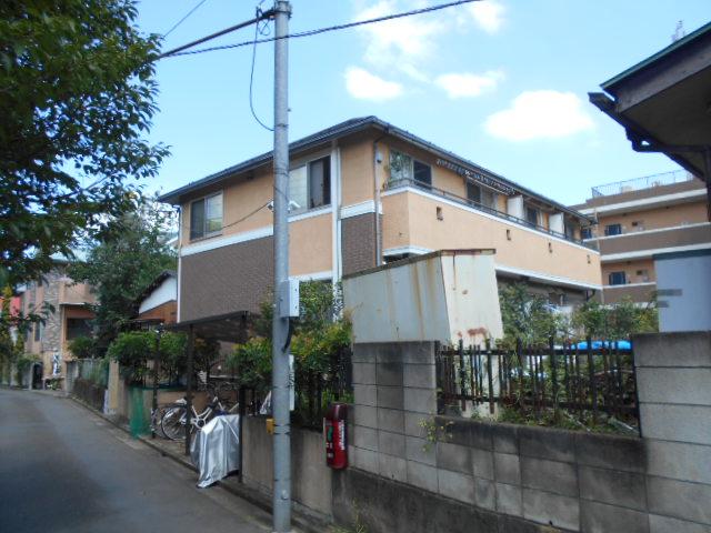 野川公園ハウス外観写真