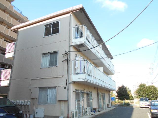 日興狛江マンション2外観写真