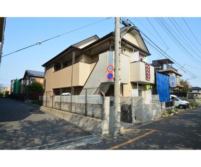 Affable東川口(アファブル東川口)外観写真