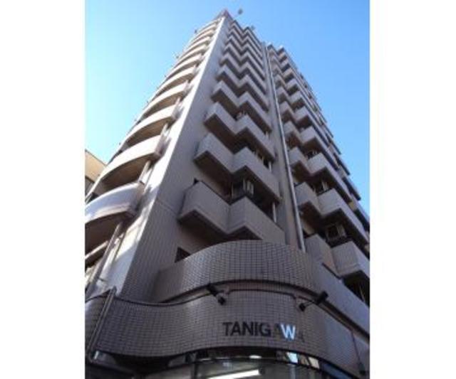 駒沢ダイヤモンドマンション外観写真