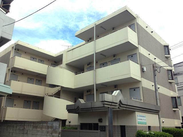レオパレス21RX浜川崎第2外観写真