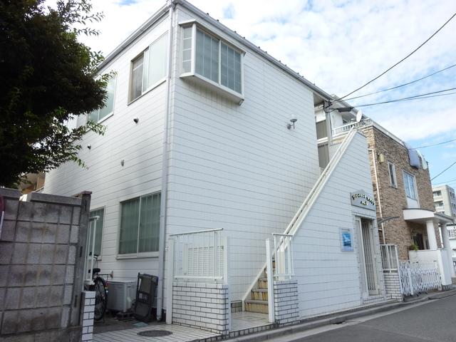 アパートメント大倉№6外観写真