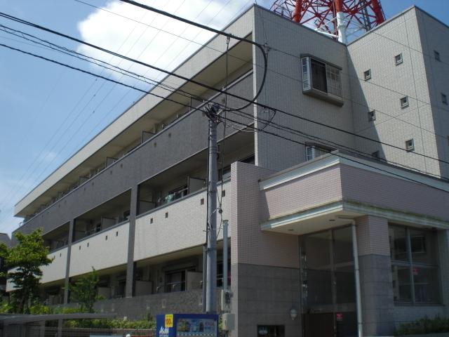 ダイワティアラ村上駅前マンションⅡ外観写真