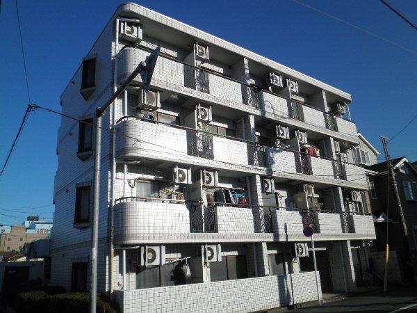 レオパード西川口外観写真