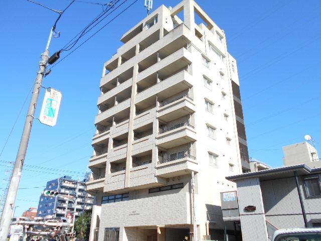 成城セントラルレジデンス外観写真