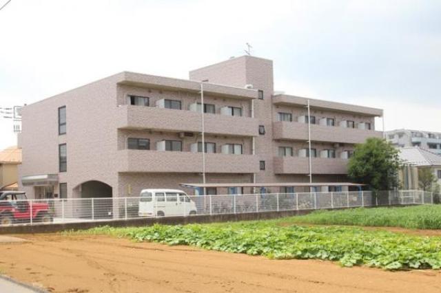 シティクレスト津田沼外観写真