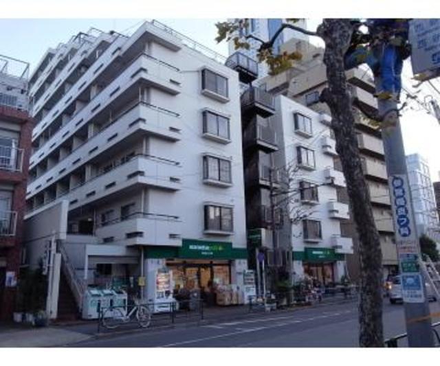 いづみタウン新宿外観写真