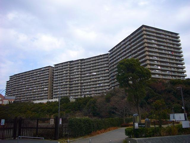 アイビーヒルズ久里浜弐番館外観写真