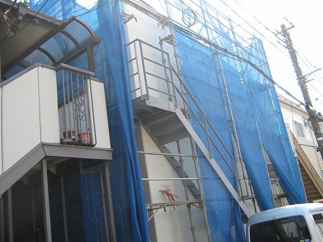 クレセール田端外観写真