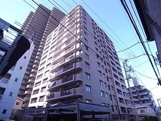 コスモ所沢グランステージ外観写真