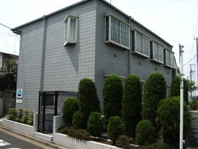 パークハイム竹の塚外観写真