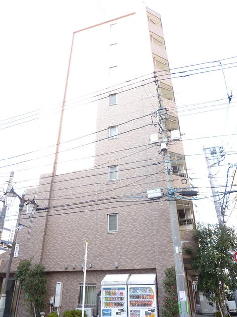 ドミール川崎外観写真