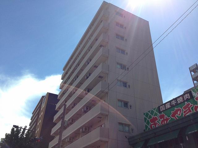 ドミール川崎2番館外観写真