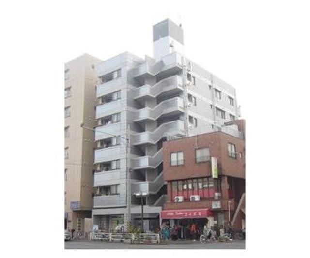 TERCERO-KAWASAKI外観写真