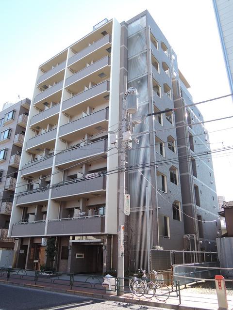 日神デュオステージ新宿中落合外観写真