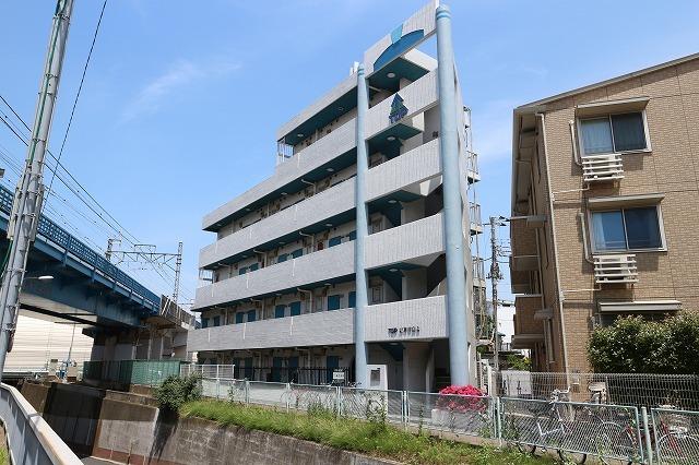 TOP・原木中山第3外観写真