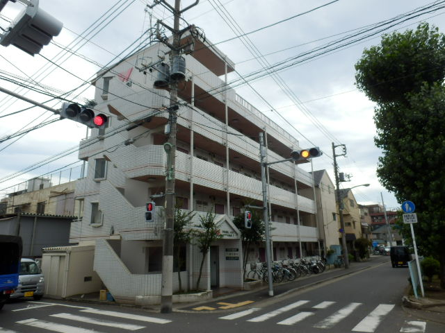 ウインベルソロ蒲田第2外観写真