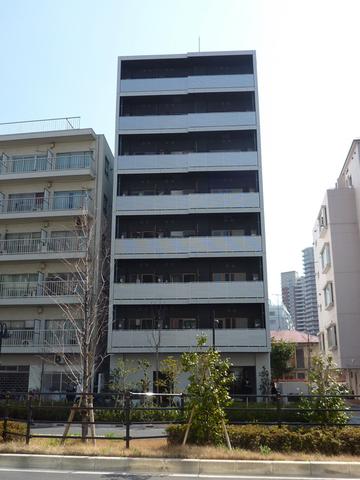 ドミールCity東中野外観写真