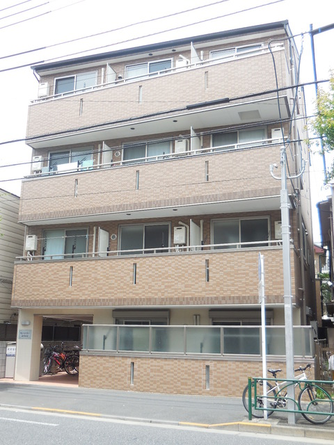 モン・シャトー高円寺北外観写真