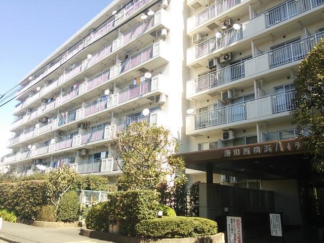 藤和西横浜ハイタウン外観写真